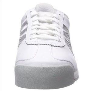 Adidas Samoa White/Metallic Silver